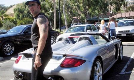 The Four Most Impressive And Amazing Celebrity Car Collections